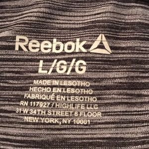 Reebok Tops - Reebok long sleeve wicking work out top